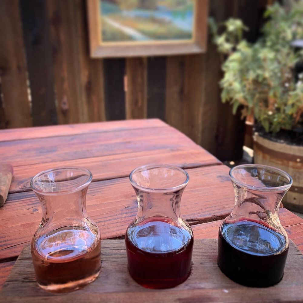 Social Spots from Cornell Winery and Tasting Room