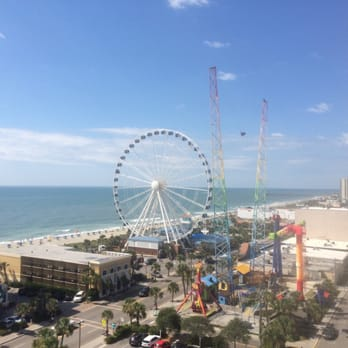 Photo Of Aqua Beach Inn Myrtle Sc United States Carnival View