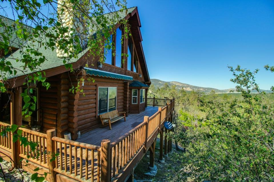 Vacasa 46 photos 23 reviews vacation rentals 42718 for Big bear cabins california