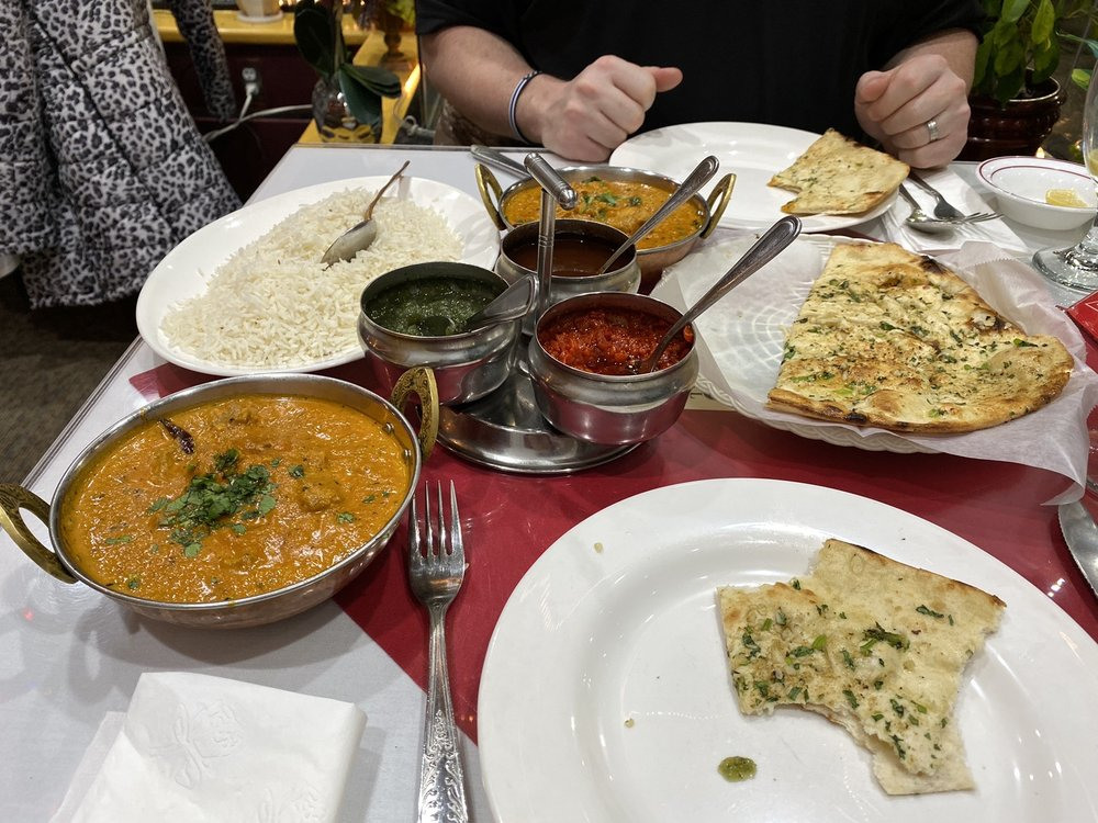 Food from Mother India