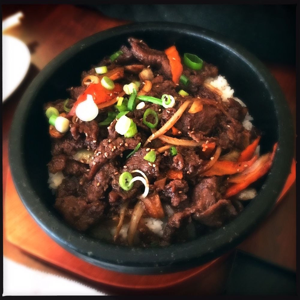 Hotstone authentic korean cuisine 87 photos 94 reviews for Authentic korean cuisine