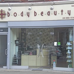 Body beauty spas 466 green lanes palmers green for A salon palmers green