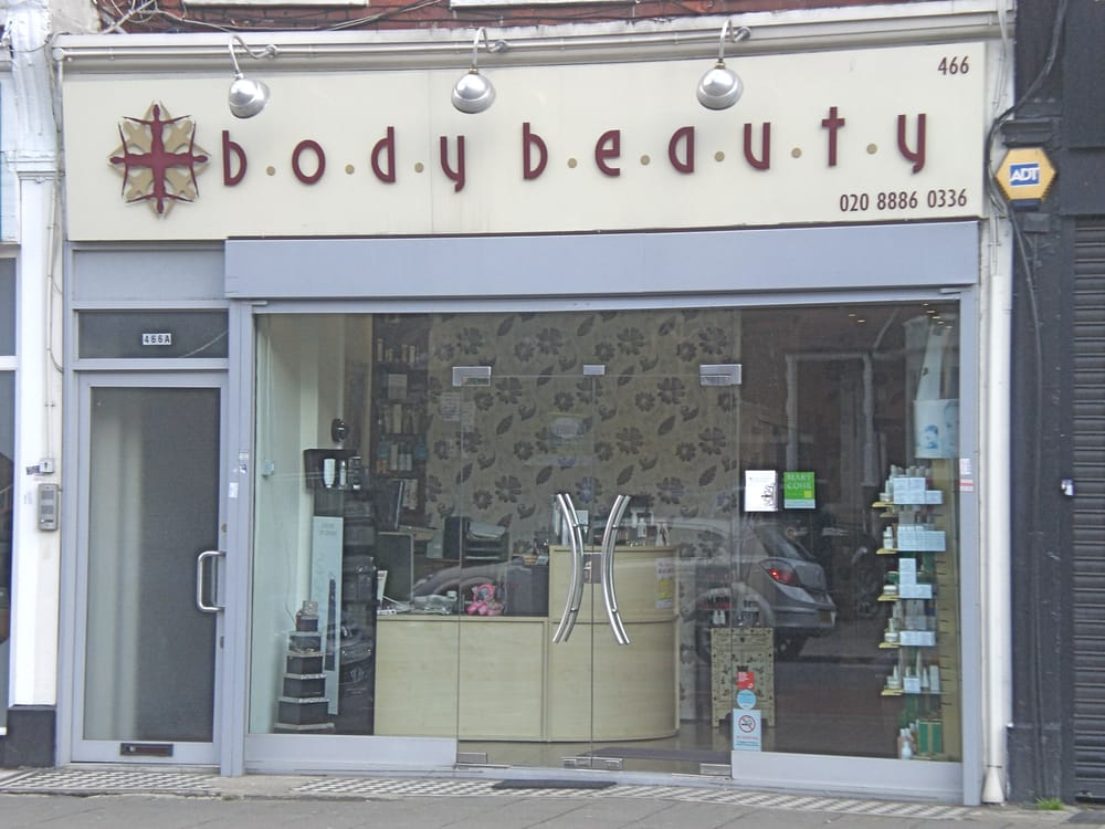 Body beauty spa 466 green lanes palmers green london for A salon palmers green