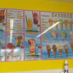 Neveria La Tradicional Ice Cream Frozen Yogurt 3017 W Ashlan