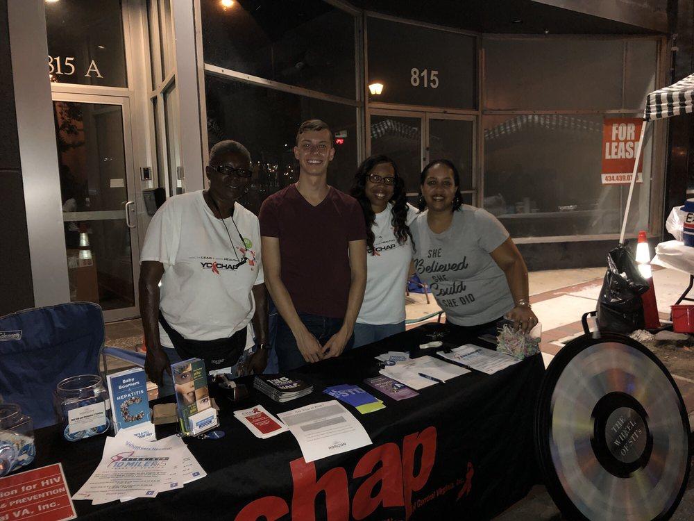 Coalition for HIV Awareness and Prevention: 620 Court St, Lynchburg, VA