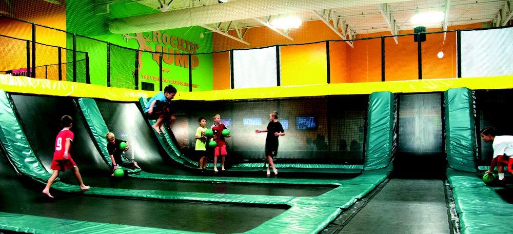 Rockin Jump El Paso: 1691 N Zaragoza Rd, El Paso, TX