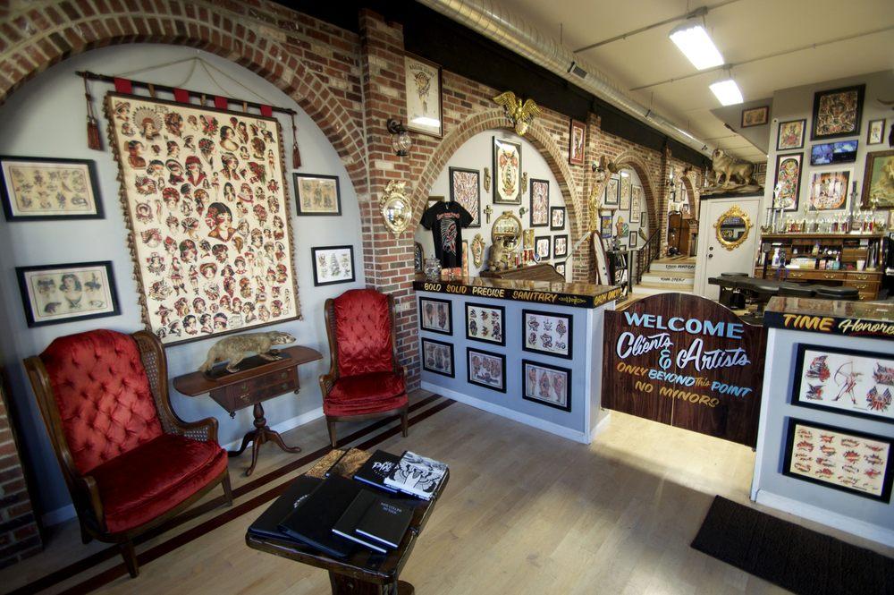 Seven Swords Tattoo Company: 2580 Frankford Ave, Philadelphia, PA