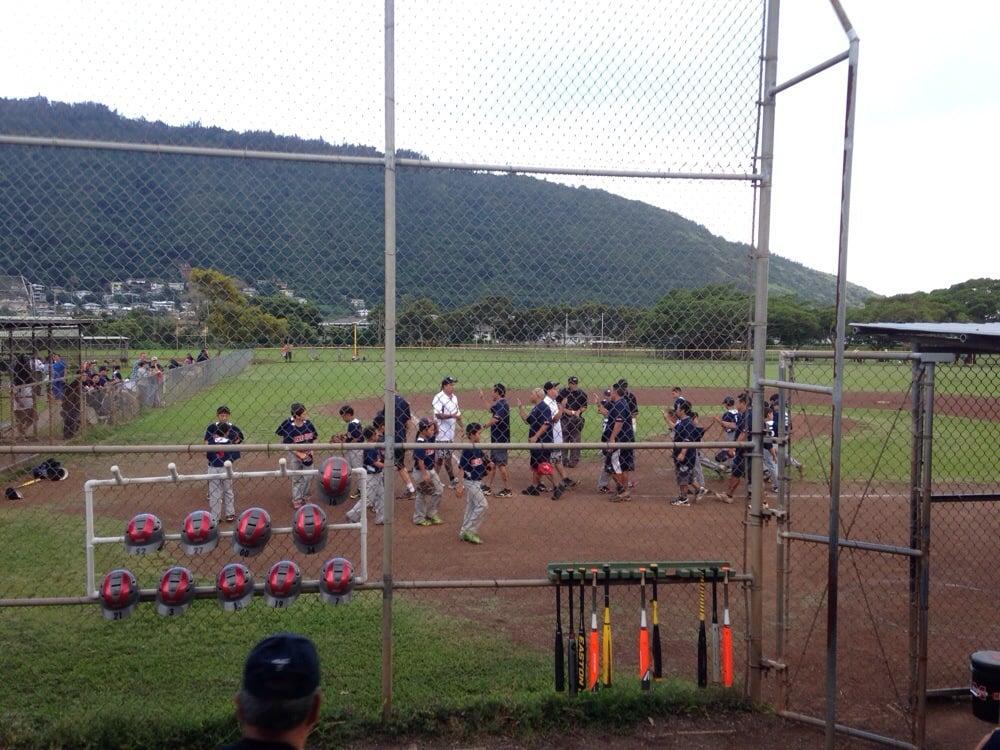 Manoa Valley District Park Parks Manoa Honolulu Hi