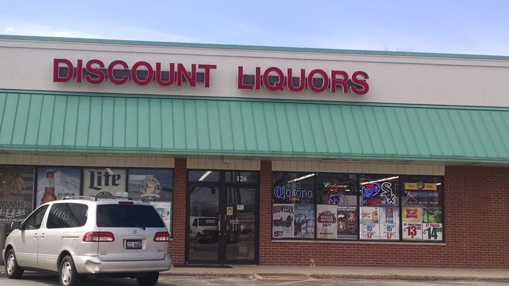 Discount Liquors: 23145 W Lincoln Hwy, Plainfield, IL