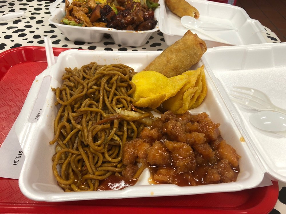 Asian Kitchen: 310 E McGalliard Rd, Muncie, IN