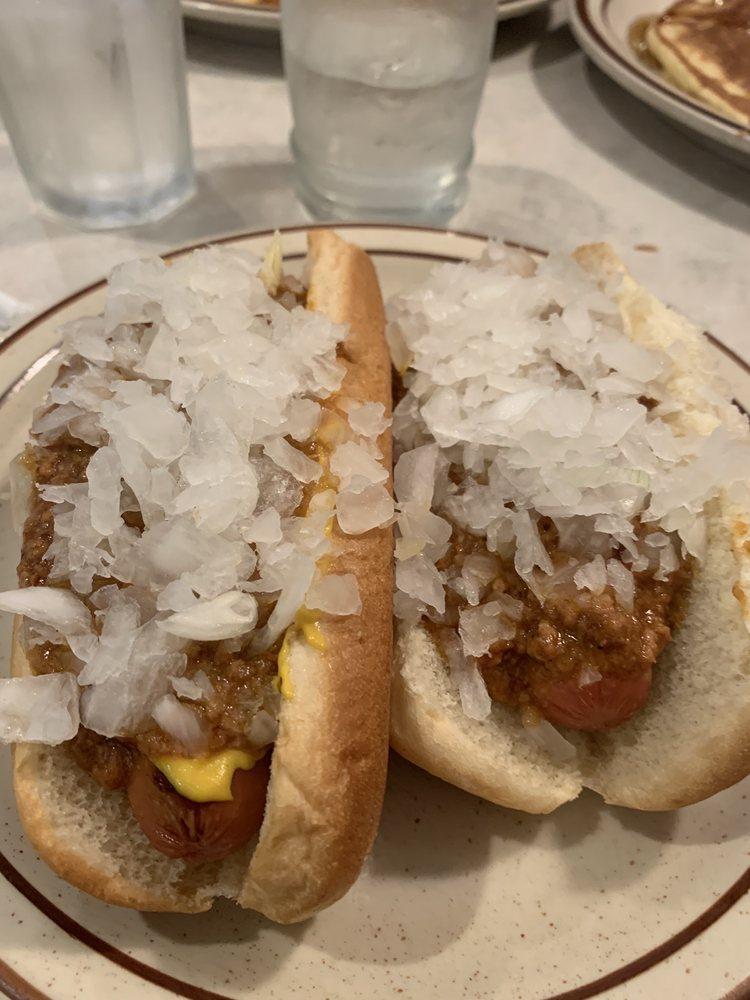 Food from Hamilton Restaurant