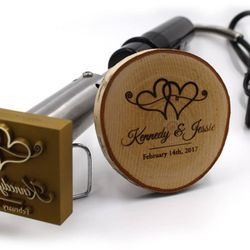 woodworking branding iron. photo of branding irons unlimited - canoga park, ca, united states. personalize your woodworking iron n