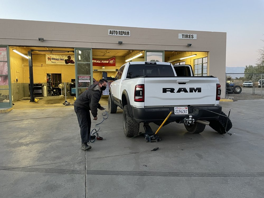 J&T Tire Pros: 896 Palm Canyon Dr, Borrego Springs, CA