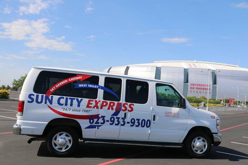 Sun City Express: 10487 N 91st Ave, Peoria, AZ