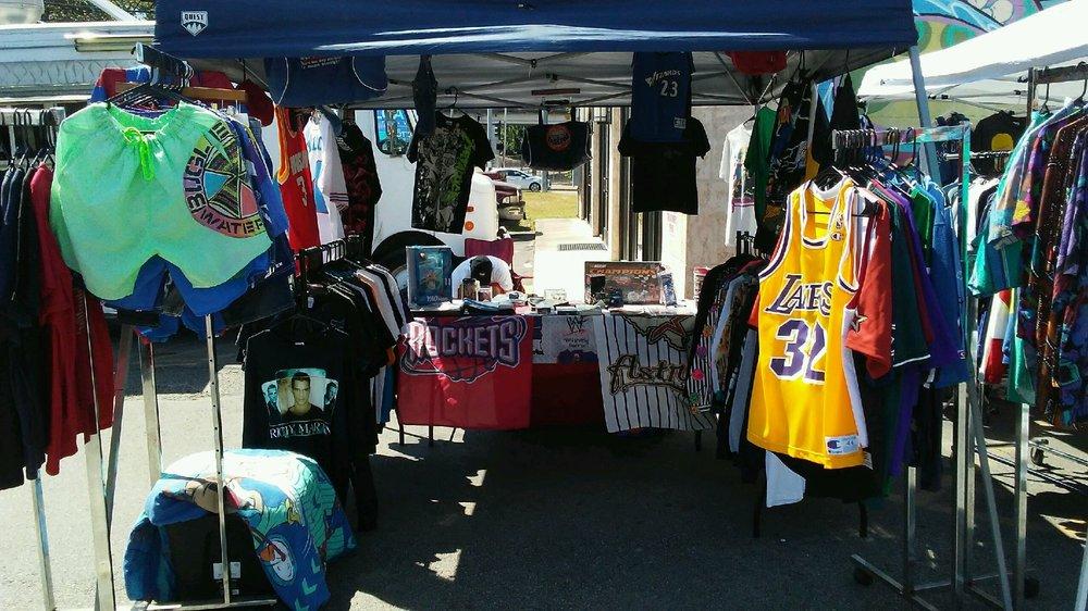 Hip Hop Vintage Flea Market: 2011 Leeland St, Houston, TX