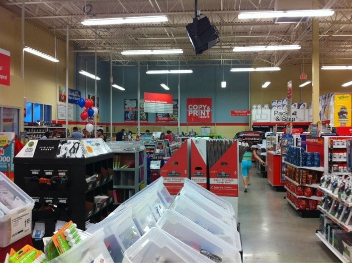Delicieux Office Depot   CLOSED   Office Equipment   3101 SW 160th Ave ...