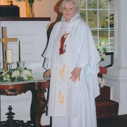 Photo Of Reverend Marian Tetor Wedding Officiant Bucks Pa United States