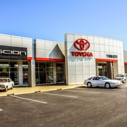 Photo Of Twin City Toyota Herculaneum Mo United States