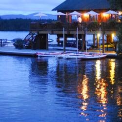 Boathouse Restaurant Lake Placid Ny