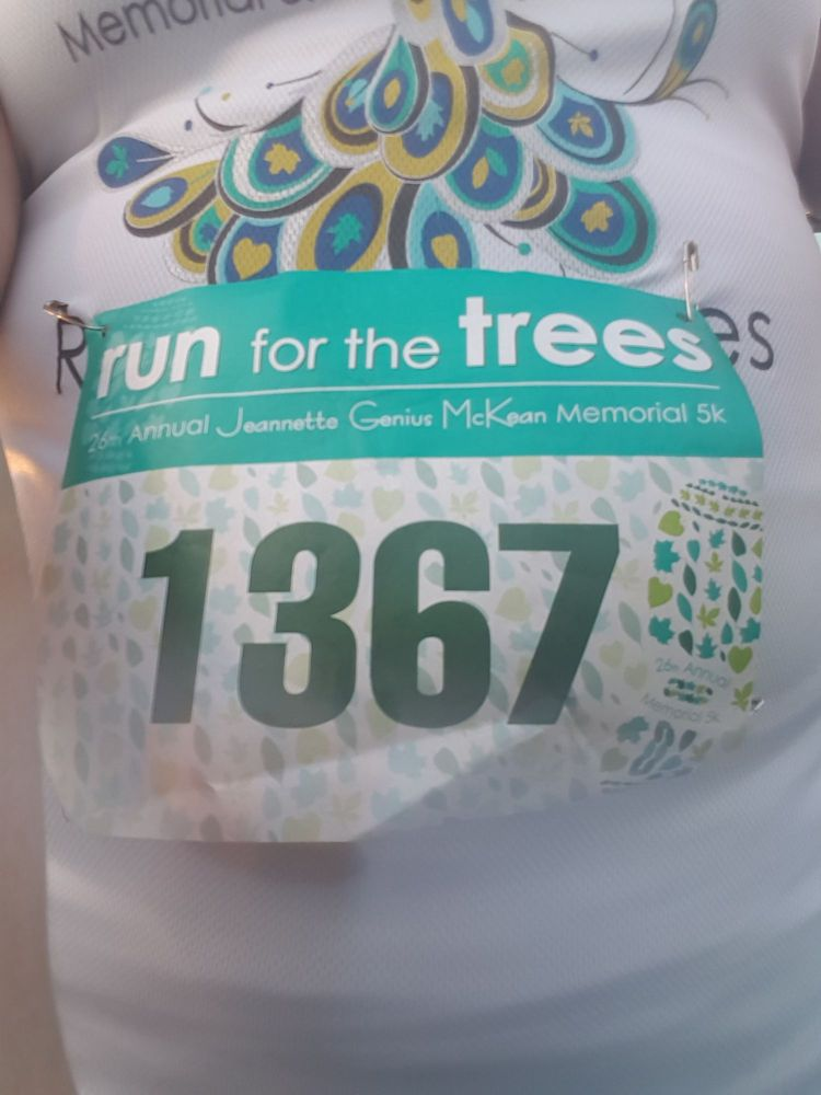 Run For The Trees 5K: 2525 Cady Way, Winter Park, FL