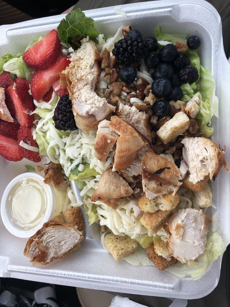 Ponderosa Steakhouse: 545 S High St, Hillsboro, OH
