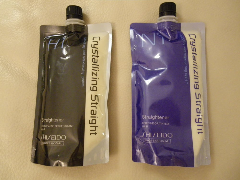 Shiseido Products For Japanese Hair Straightening Yelp