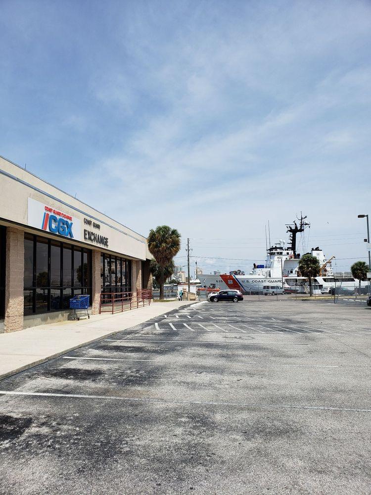 Coast Guard Exchange: 1301 Beach Dr SE, St Petersburg, FL