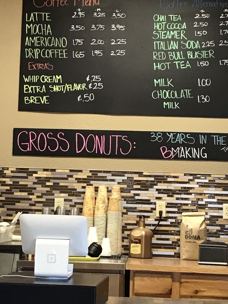 Gross Donuts: 1603 E Seltice Way, Post Falls, ID
