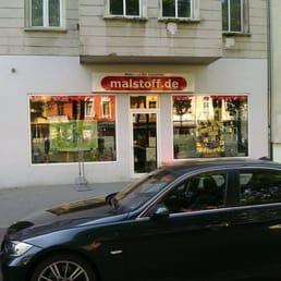 malstoff kunstmaterialer warschauer str 20 friedrichshain berlin tyskland. Black Bedroom Furniture Sets. Home Design Ideas