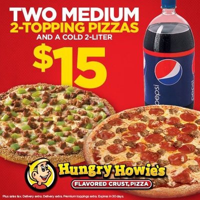 Hungry Howies Pizza Subs 5380 S John Young Pkwy Orlando FL