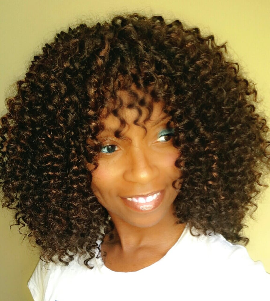 Crochet Braids Blonde : Crochet Braids By Twana - Fredericksburg, VA, United States. Crochet ...