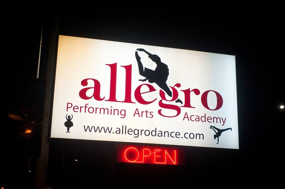 Allegro Performing Arts Academy: 222 Central Ave S, Kent, WA