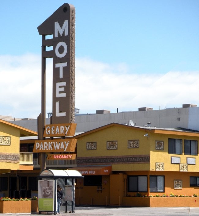 Hotels Near Geary Blvd San Francisco