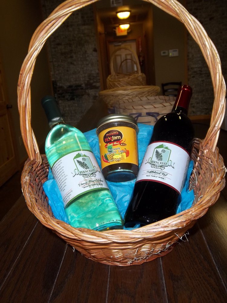FernCrest Winery: 1060 Main St, Andrews, NC