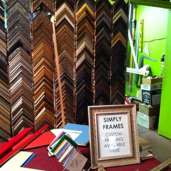 Simply Frames - Framing - 215 Broadway Ave E, Washington Park ...