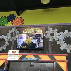 Photo Of Fun Warehouse Myrtle Beach Sc United States Laser Tag Room
