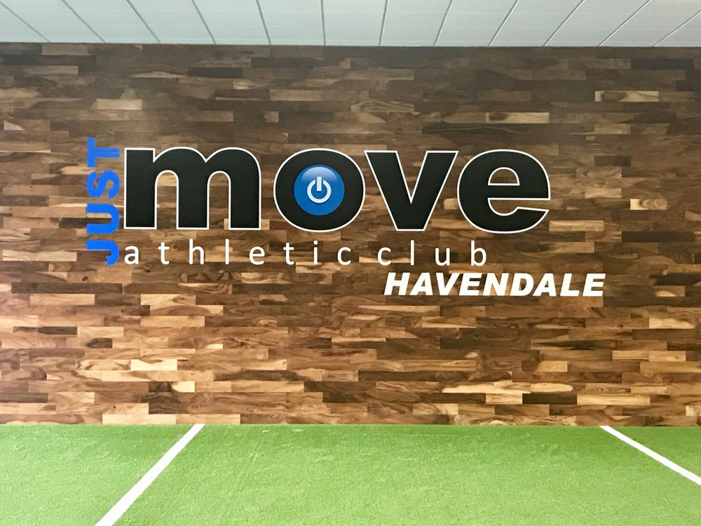 Just Move Athletic Club - Havendale: 1164 Havendale Blvd, Winter Haven, FL