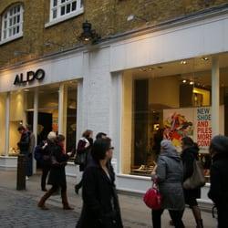 competitive price cb288 f703c Aldo - CHIUSO - Negozi di scarpe - 3-7 Neal Street, Covent ...