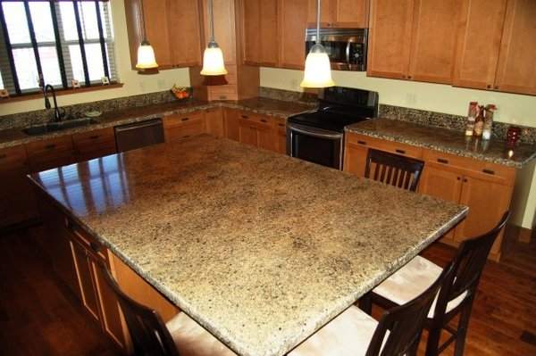 Nice Photo For Alternative Countertops