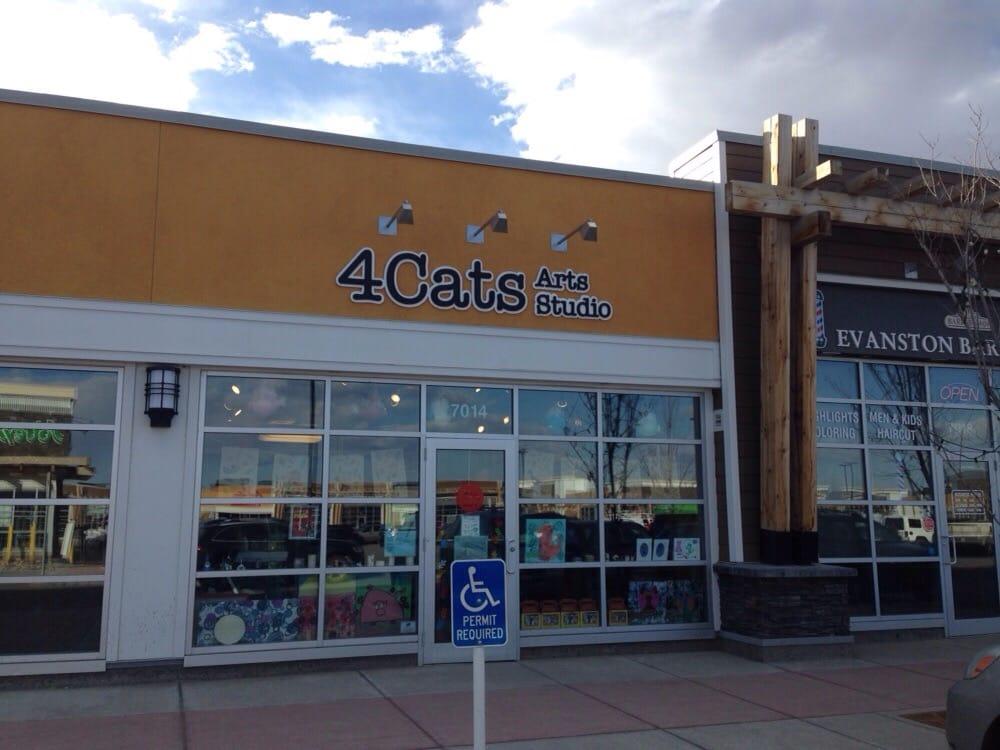 Cats Art Studio Calgary