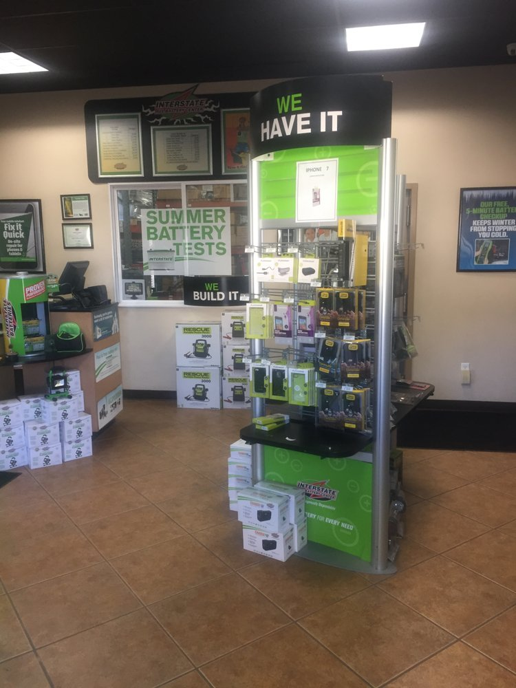 Interstate All Battery Center: 300 Willow Street, Fort Collins, CO