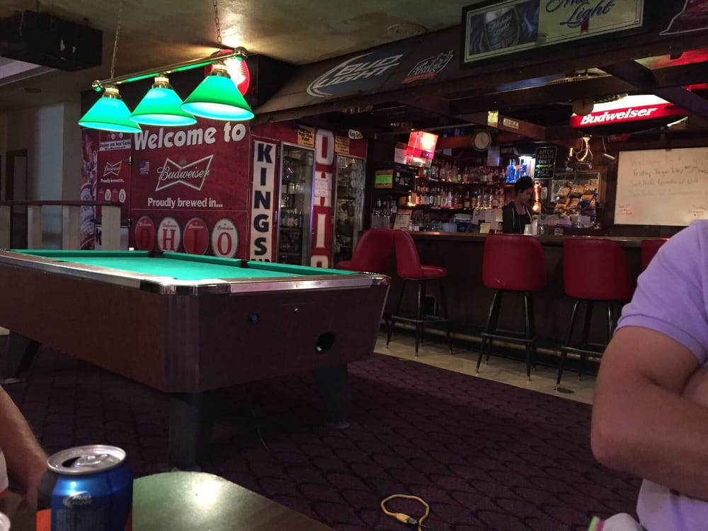 King's Bar: 126 W Mulberry St, Lebanon, OH