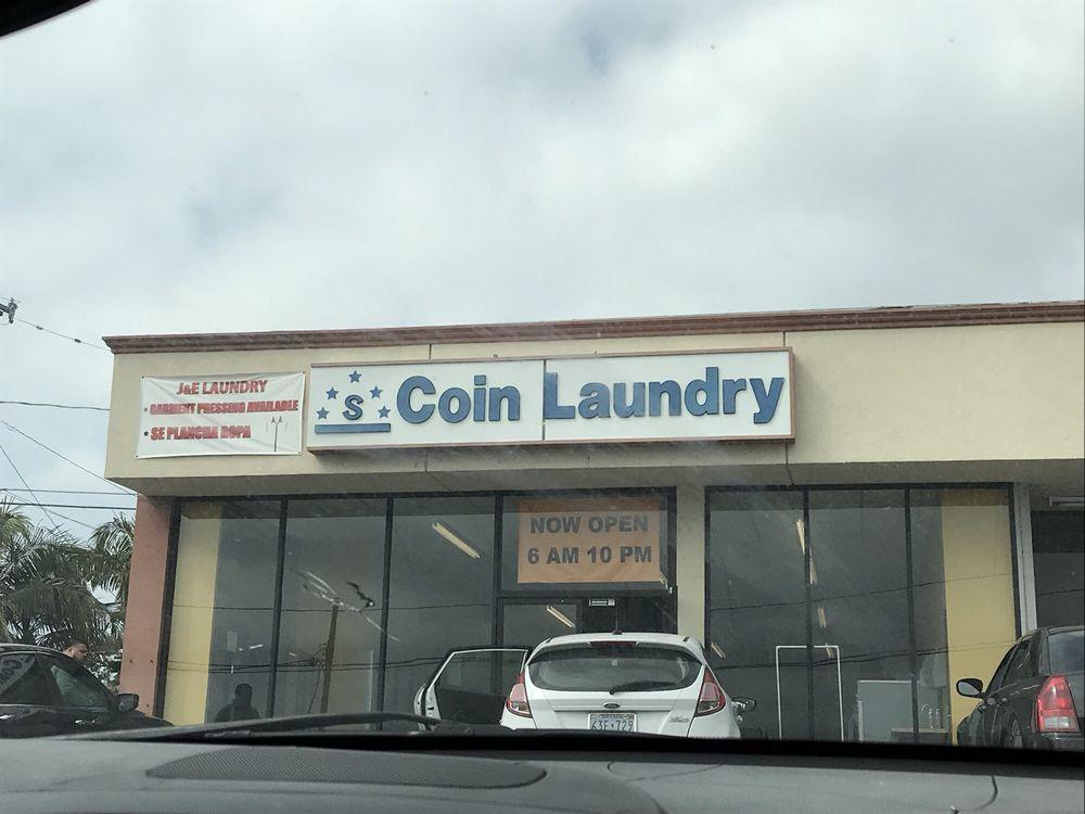 Coin Laundry: 1721 W El Segundo Blvd, Gardena, CA