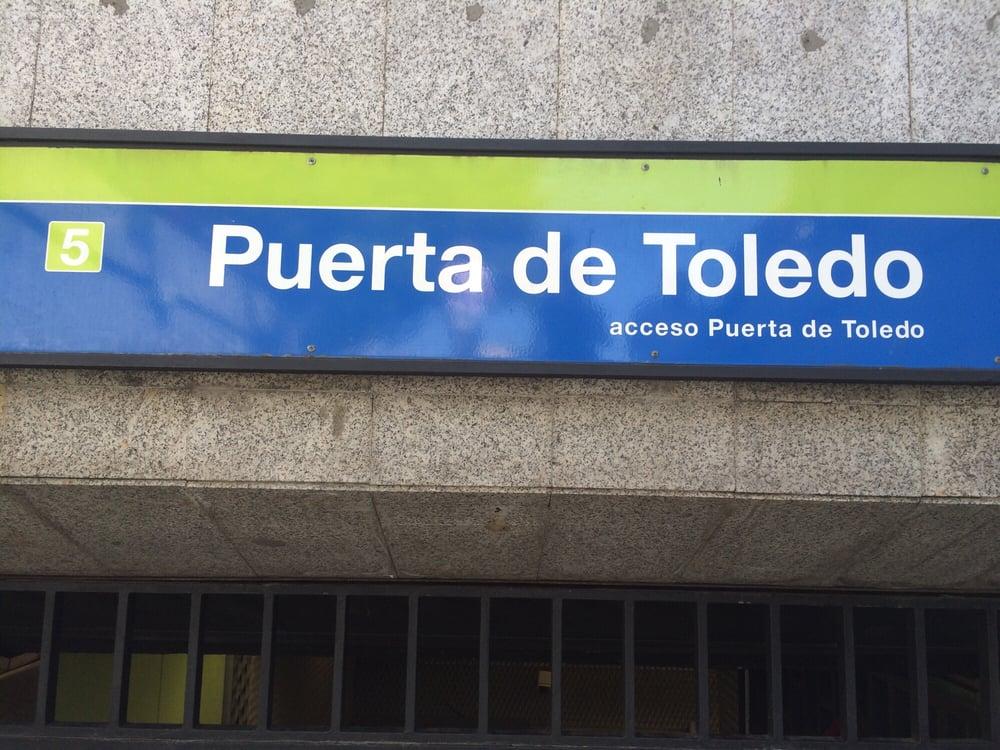 Estación de Puerta de Toledo