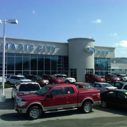 Magic City Ford Lincoln - Car Dealers - 809 Williamson Rd NE ...