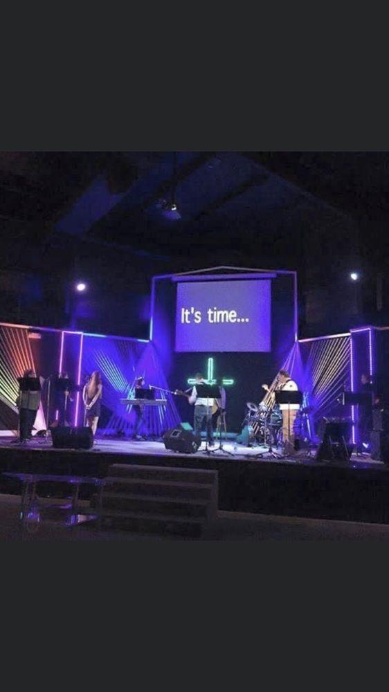 Fusion Church: 201 Florence St, Hueytown, AL