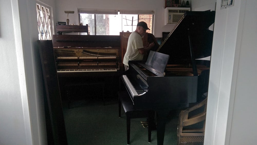 Rick's Piano Sales & Service: 8 N Clarendon Ave, Avondale Estates, GA