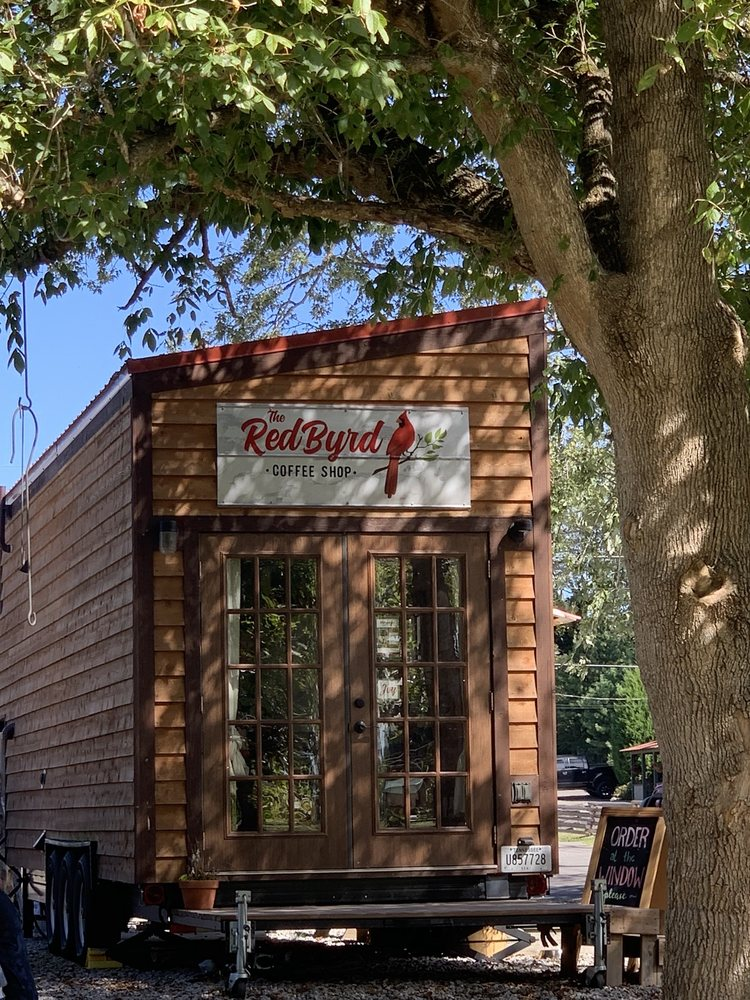 The RedByrd Coffee Shop: 4348 Old Hillsboro Rd, franklin, TN