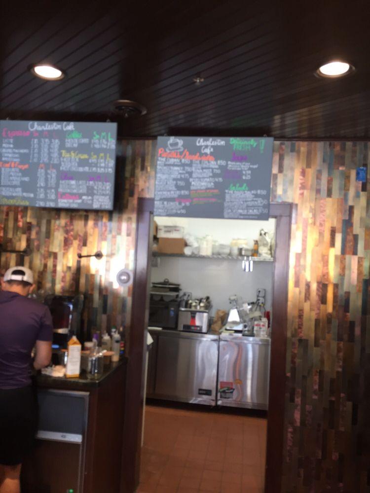 Charleston Coffee: 3465 E Layton Ave, Cudahy, WI