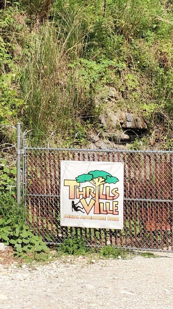 Thrillsville Adventure Park: 693 Natural Bridge Rd, Slade, KY